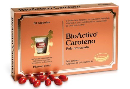 bioactivo caroteno