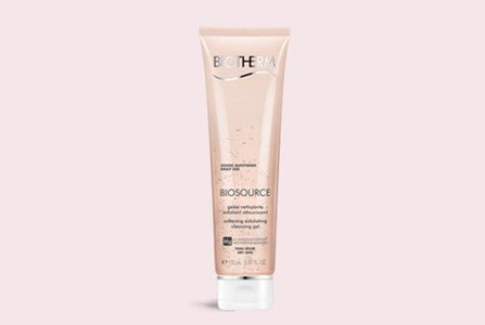 biotherm biosource exfolianting gel