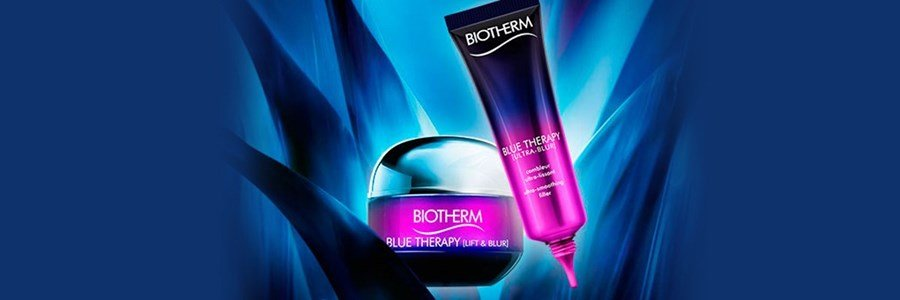 biotherm blue therapy ultra blur