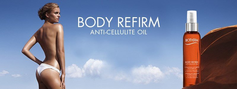 biotherm body refirm oil