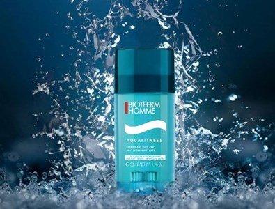 biotherm homme aquafitness deodorant