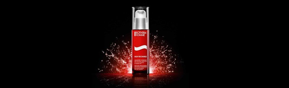 biotherm homme high recharge