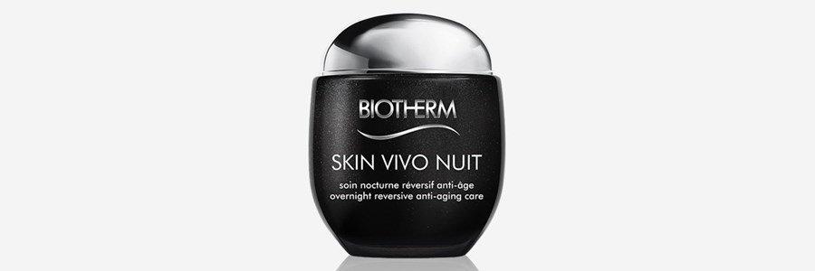 biotherm skin vivo night