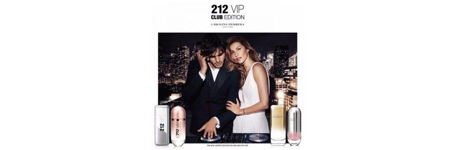 carolina herrera 212 vip men eau toilette fragrancia