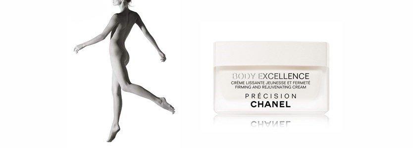 chanel body excellence creme firmeza rejuvenescimento corpo