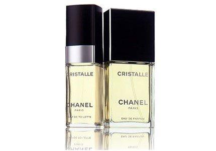 chanel cristalle eau parfum toilette