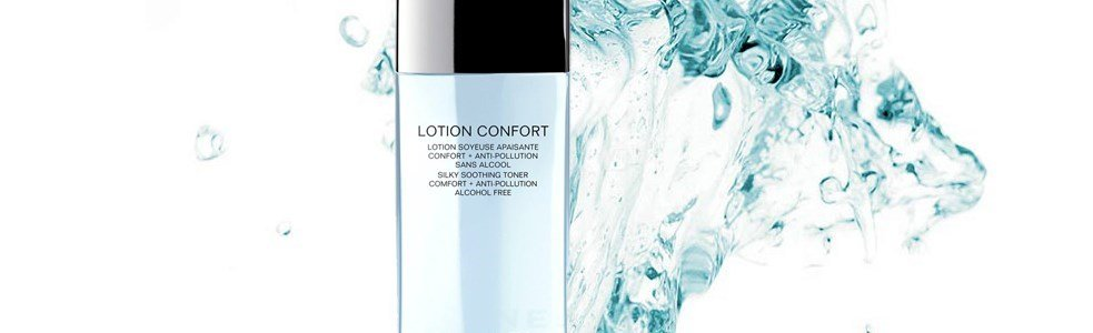 chanel lotion confort