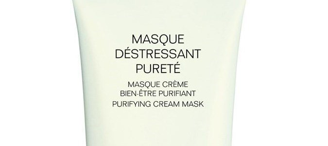 chanel masque destressant purete