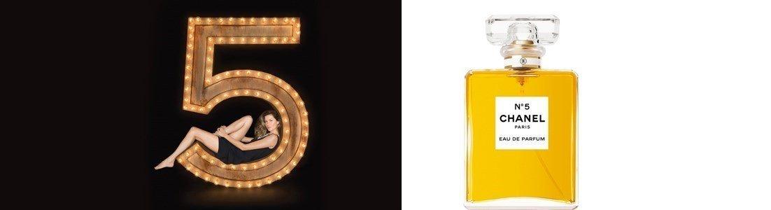 chanel n5 eau parfum