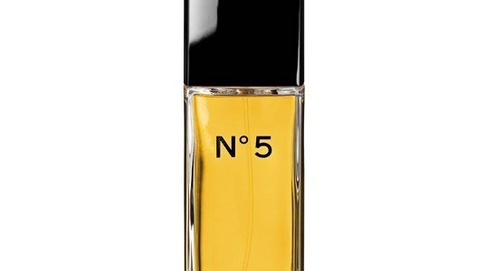 chanel n5 eau toilette