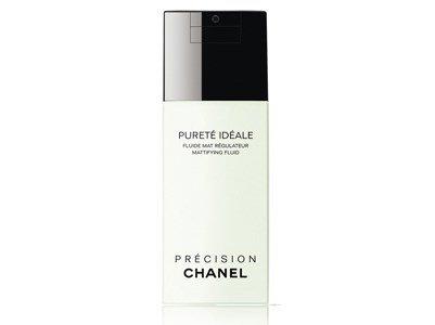 chanel purete ideale fluido matificante peles oleosas