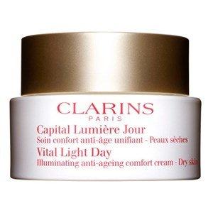 clarins capital lumiere jour peaux seches