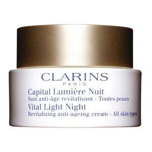 clarins capital lumiere nuit toutes peaux