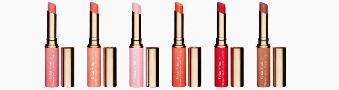 clarins eclat minute balsamo embellisseur labios