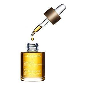 clarins huile lotus peles mistas oleosas