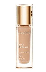 clarins true radiance base spf15 maquilhagem