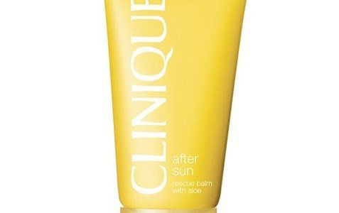 clinique after sun rescue balm aloe
