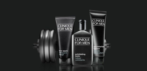 clinique men oil control exfoliating tonic