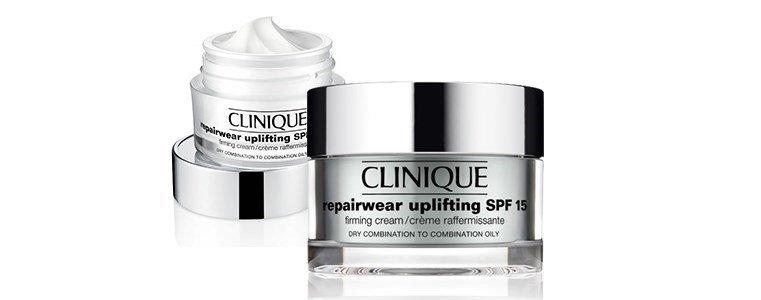 clinique repairwear uplifting firming cream spf 15