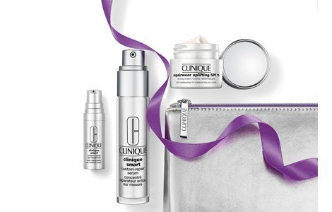 clinique set clinique smart serum