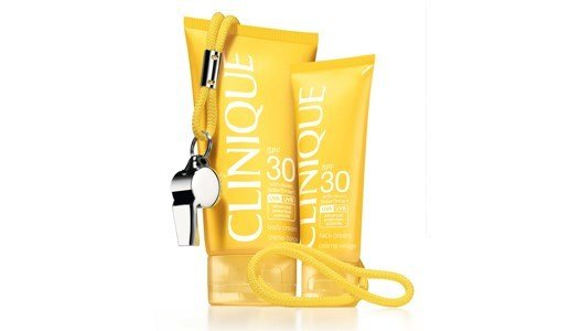 clinique spf 15 face body cream