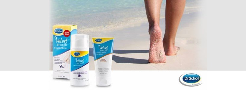 drscholl velvet smooth serum intenso