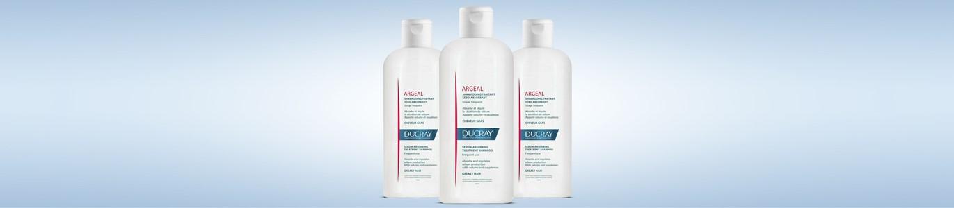 ducray argeal champo cabelo oleoso 150 ml