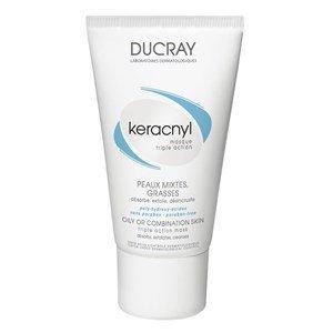 ducray keracnyl mascara tripla acao 40 ml