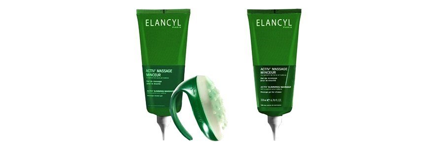 elancyl activ massage luva gel massagem