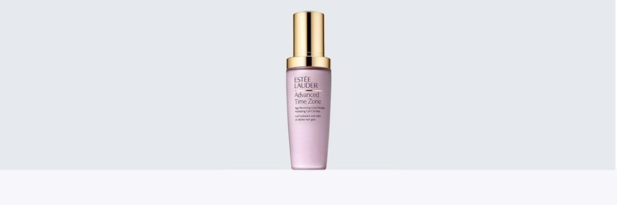 estee lauder advanced time zone gel oil free peles mistas