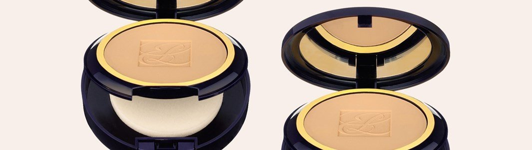 estee lauder double wear stay in place powder makeup