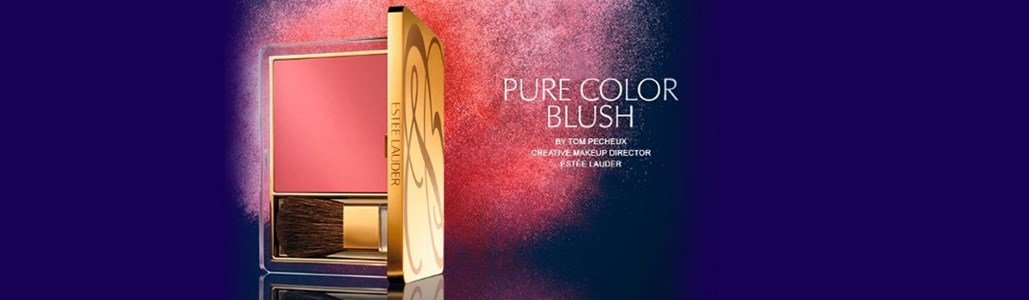estee lauder pure color blush cor brilho natural