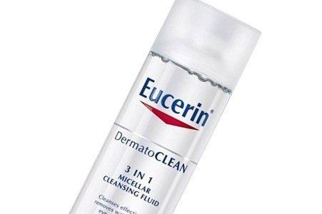 eucerin dermatoclean solucao limpeza micelar