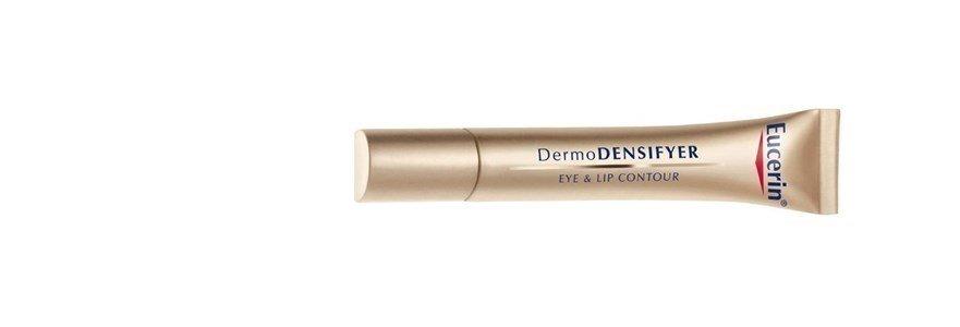 eucerin dermodensifyer contorno olhos labios