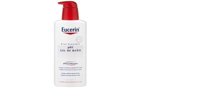 eucerin ph5 gel banho