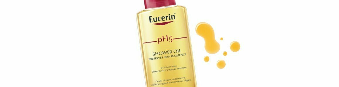 eucerin ph5 oleo duche