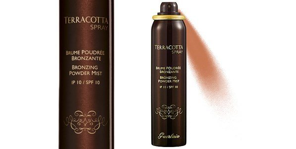 guerlain terracotta spray bronzeador