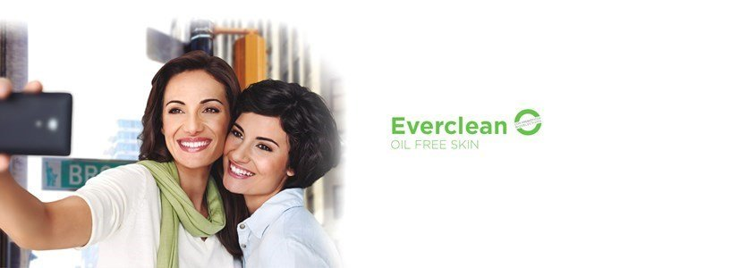 isdin everclean gel secante