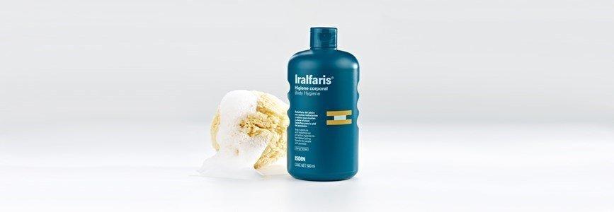 isdin iralfaris higiene corporal