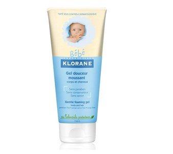klorane bebe gel suave corpo cabelo