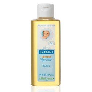 klorane bebe oleo massagem calendula