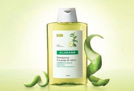 klorane shampoo cedrat
