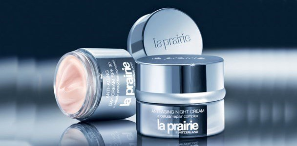 la prairie anti aging collection creme dia noite