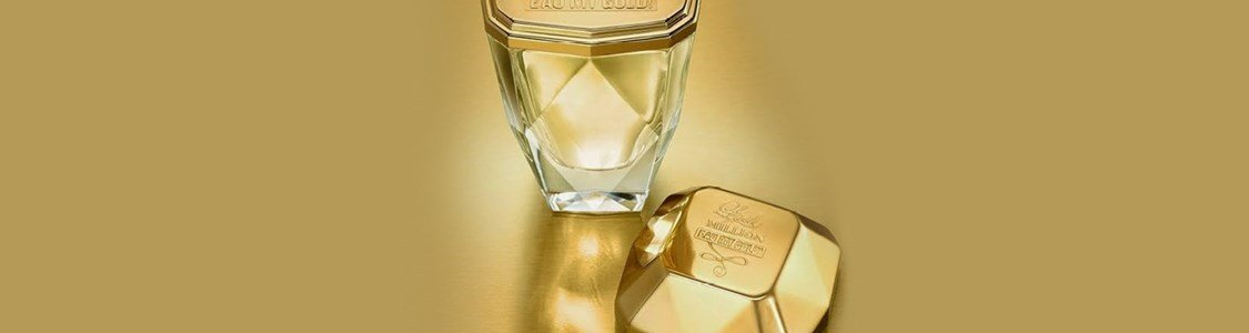 lady million eau my gold her eau toilette