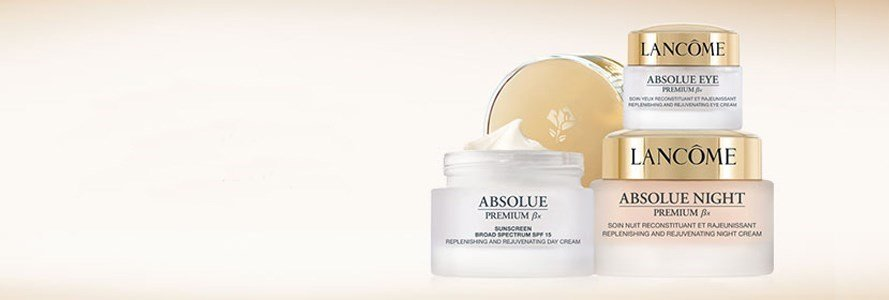 lancome absolue premium  x