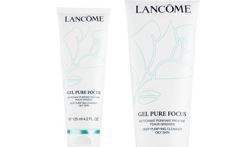 lancome pure focus gel limpeza