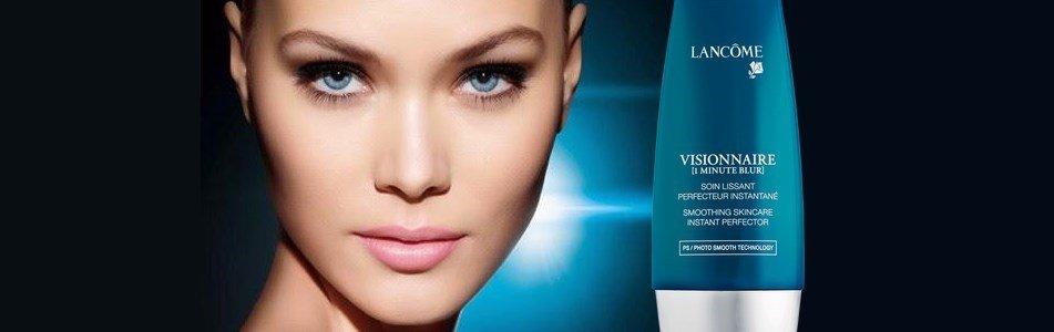 lancome visionnaire 1 minute blur tratamento alisador