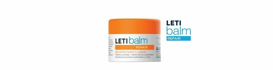 letibalm pediatric balm