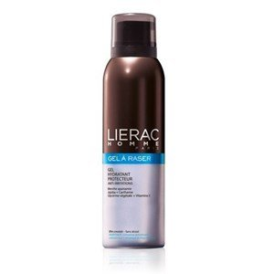 lierac gel barbear anti irritacoes