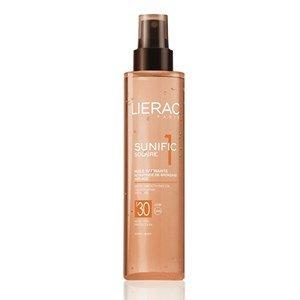 lierac sunific 1 oleo acetinado ativador do bronzeado antienvelhecimento